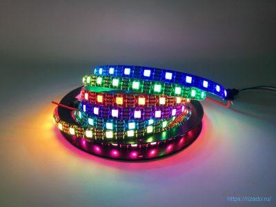 Управляемые светодиоды