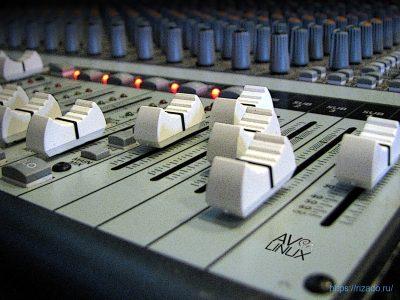 Обработка звука в Linux