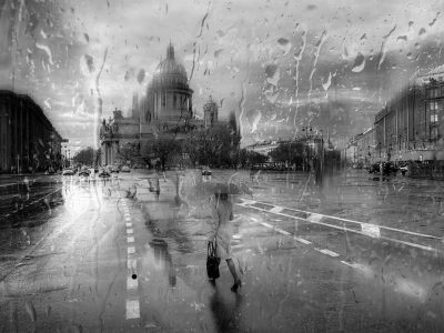 Ленинградский дождь
